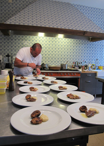 Cooking Tours in Burgundy