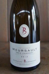 Bohrmann 2012 Meursault