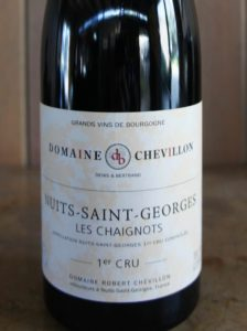 Chev 2011 Chaignots
